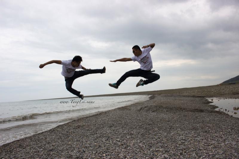 决战青海湖畔