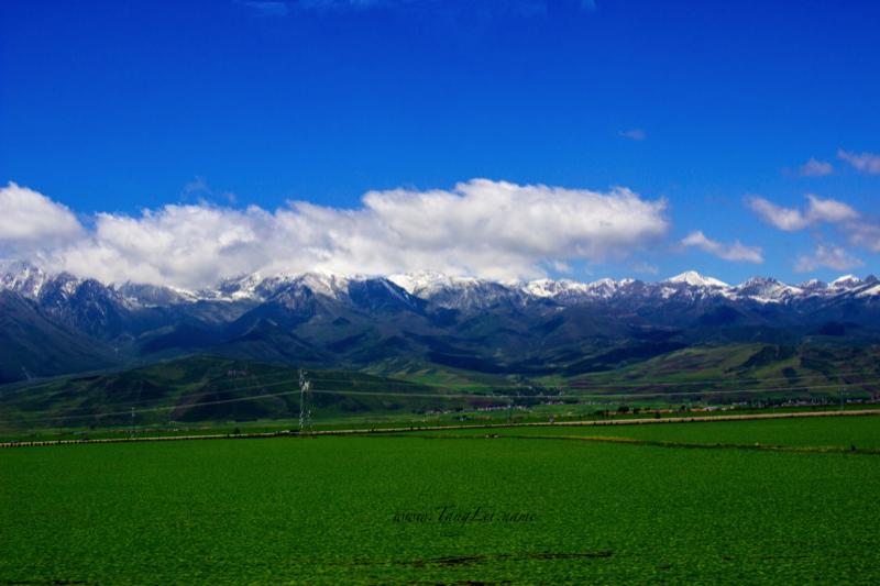 西宁-张掖美景